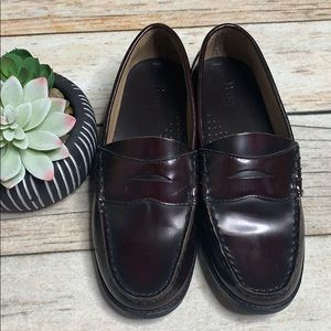 Classic BASS penny loafers